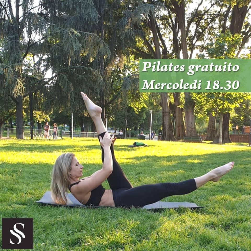 Pilates Al Parco Ravizza Milano