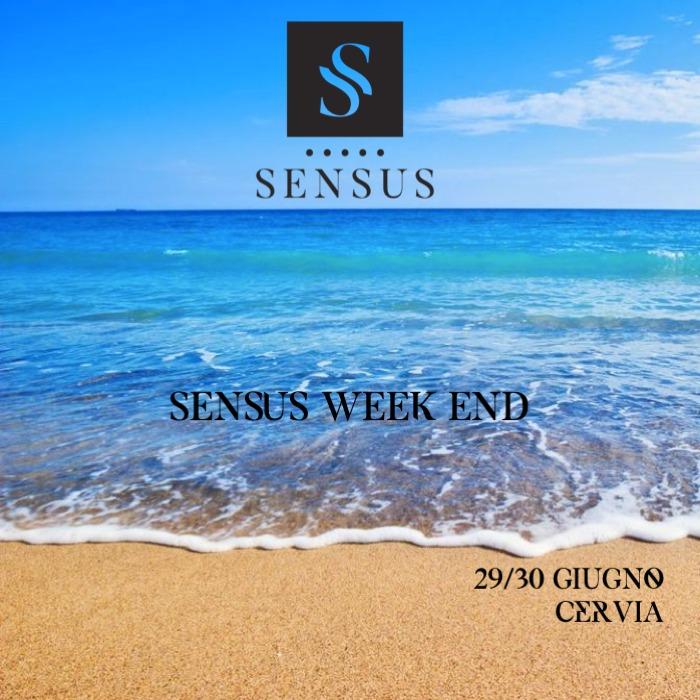 Sensus Week End