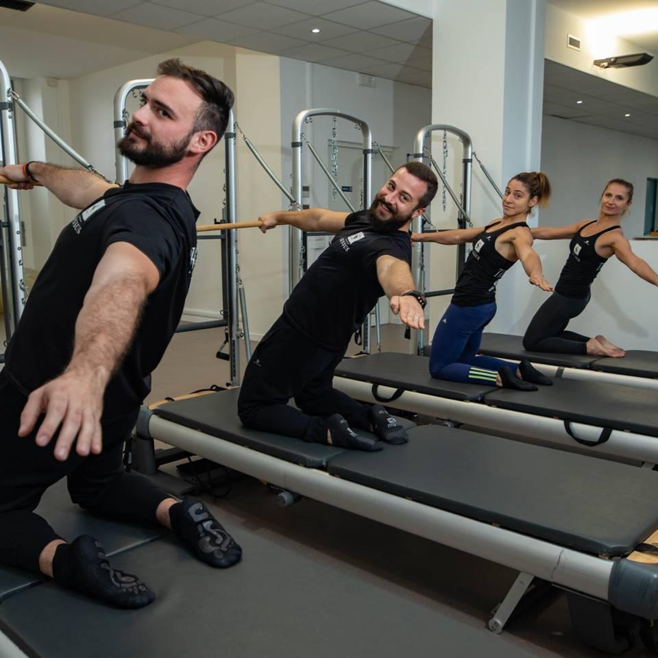 Pilates Cadillac Milano