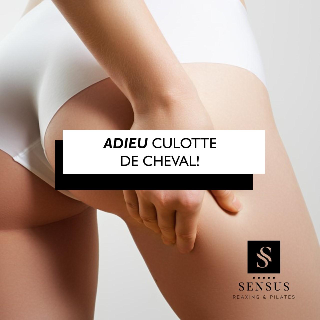 Adieu Culotte De Cheval!