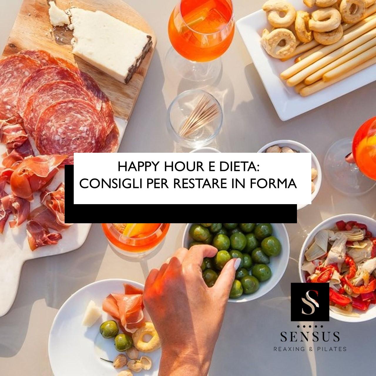 Happy Hour E Dieta: 5 Consigli Per Restare In Forma
