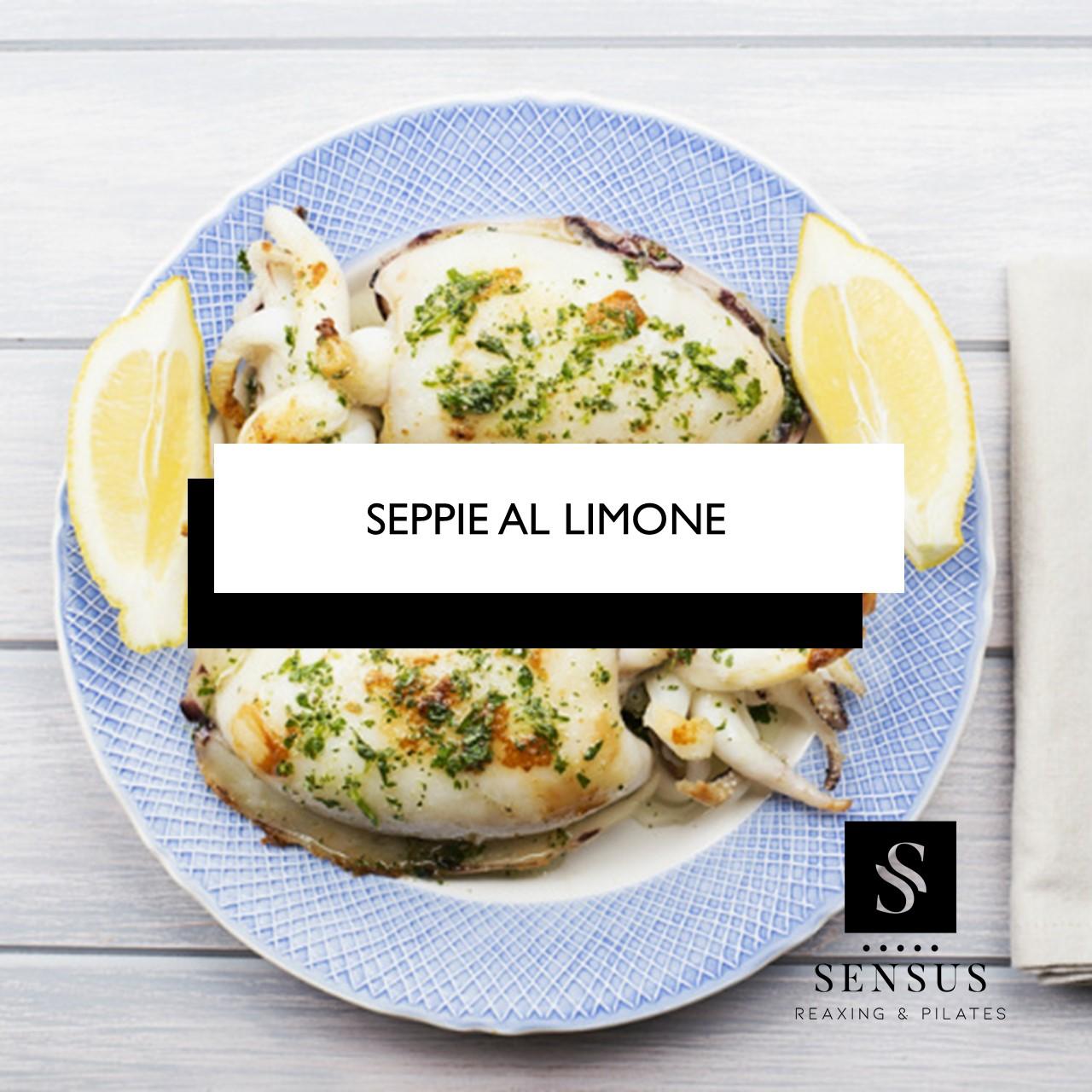 Seppie Al Limone