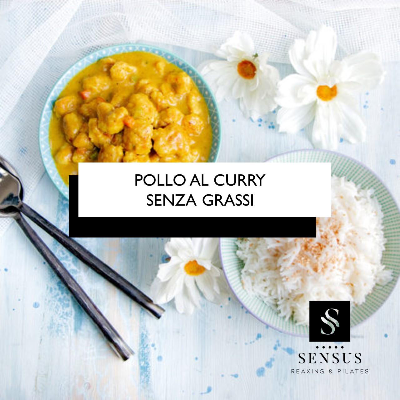 Pollo Al Curry Senza Grassi