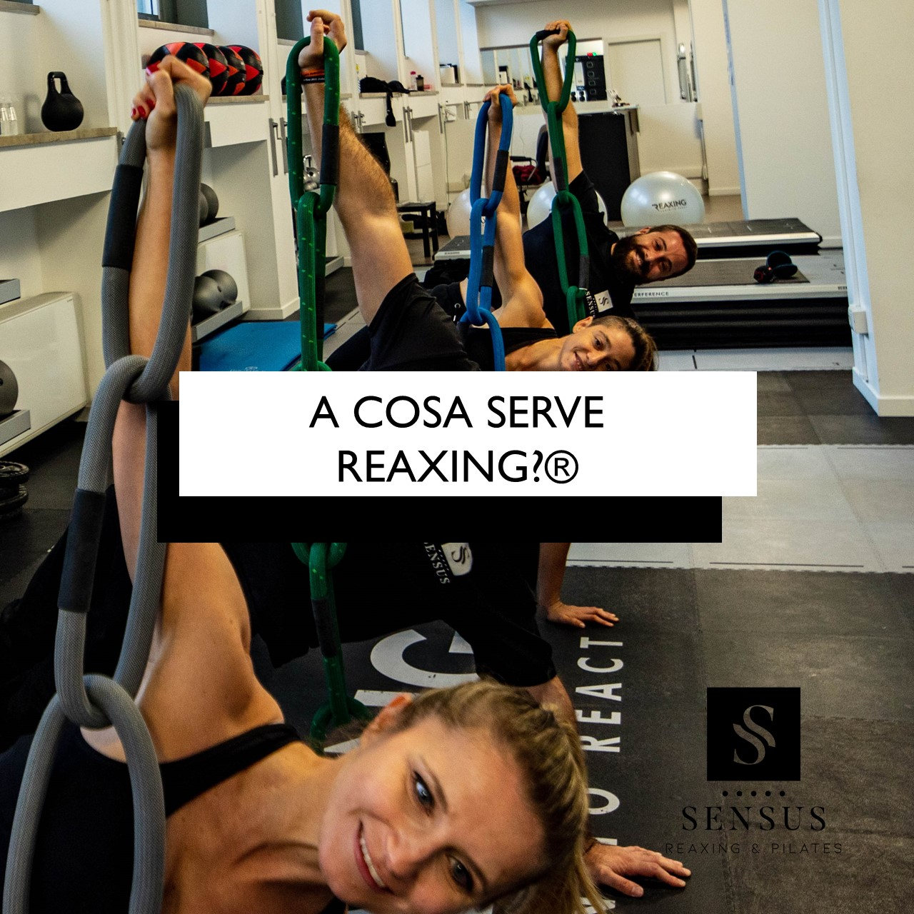A Cosa Serve Reaxing®?